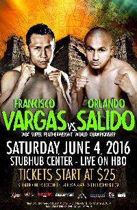 Francisco Vargas vs. Orlando Salido - Non-Televised Undercard Fights Logo